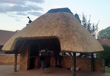 Re-thatch done in Pretoria